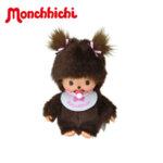 Monchhichi Плюшена маймунка бебе момиченце 15см 235550