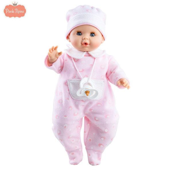Paola Reina Кукла бебе момиче Sonia, Alex & Sonia 36см 08021