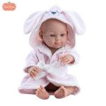 Paola Reina Кукла бебе момиче Mini Pikolin 32см 05118
