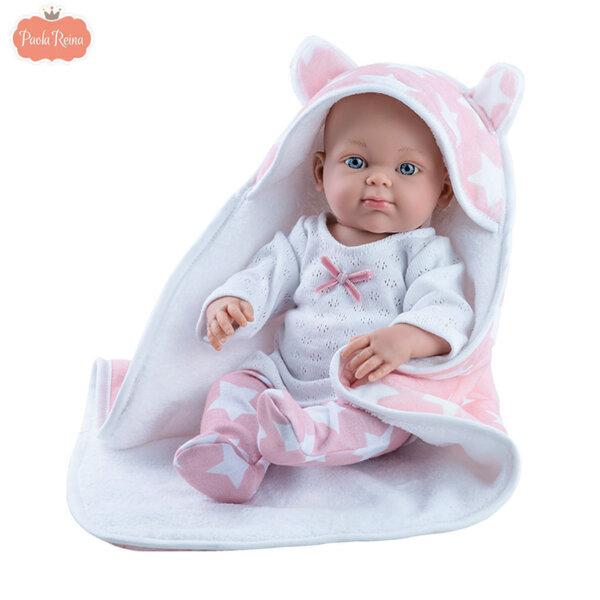 Paola Reina Кукла бебе момиче Mini Pikolin 32см 05114
