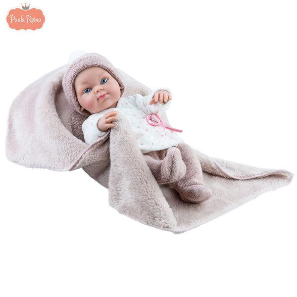 Paola Reina Кукла бебе момиче Mini Pikolin 32см 05116