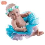 Paola Reina Кукла бебе момиче Mini Pikolin 32см 05119