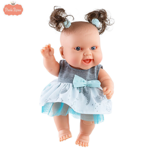 Paola Reina Los Peques Кукла бебе Berta 21см 00136