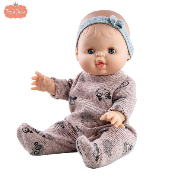 Paola Reina Los Gordis Кукла бебе момиче Alicia 34см 04083