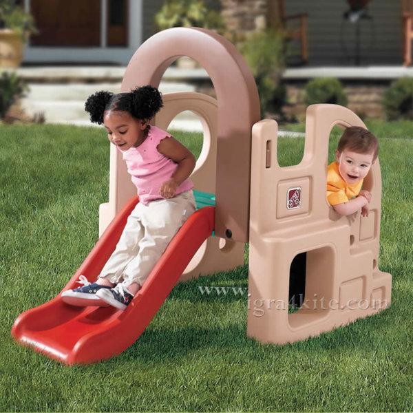 Step2 - Детска катерушка с пързалка 773600