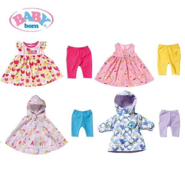 BABY Born  Сезонни дрешки за кукла 43 см 829424