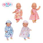BABY Born - Сезонни дрешки за кукла 43 см