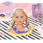 BABY Born  Модел за грим и прически