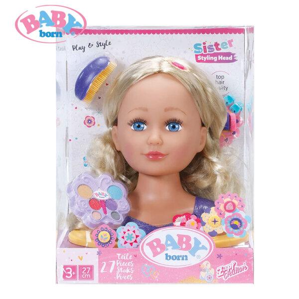 BABY Born  Модел за грим и прически 828694