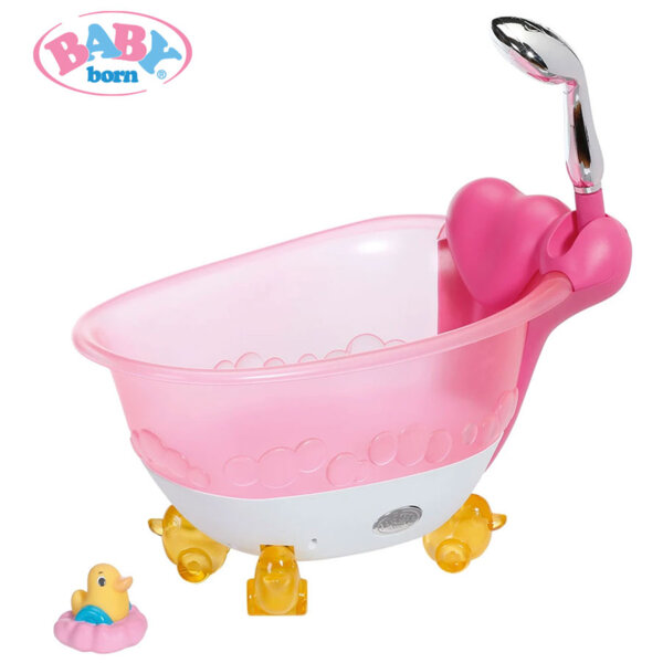 Baby Born Интерактивна вана за кукла Бейби Борн 828366