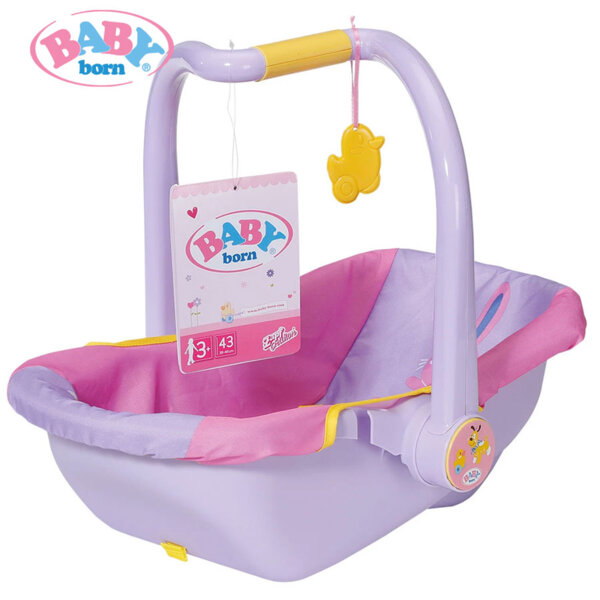 BABY Born Кошница за пренасяне на кукла Бейби Борн  829189
