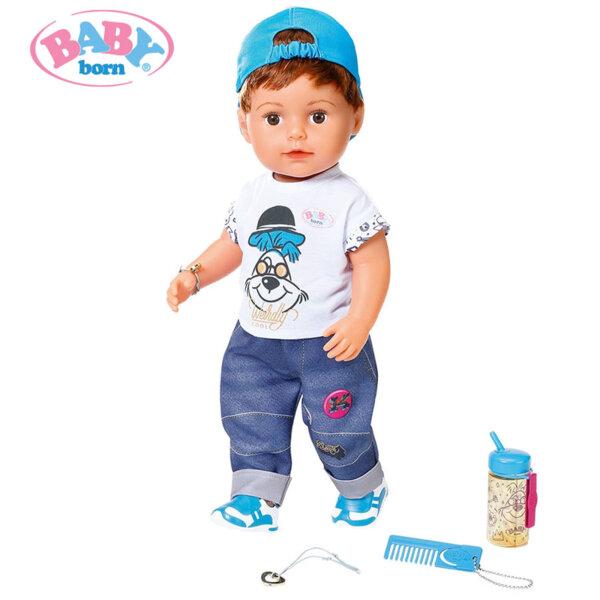 BABY Born Интерактивна кукла Братче 43 см за кукла Бейби Борн 826911