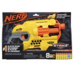Nerf Alpha Strike Бластер Нърф Hammerstorm E6748