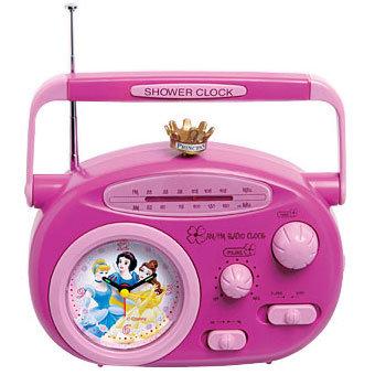Disney - Радио - будилник Принцесите