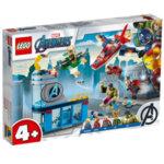 Lego 76152 Super Heroes Avengers Гнева на Локи