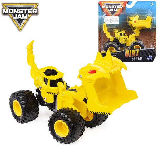 Monster Jam Детски булдозер Scoops 6055226
