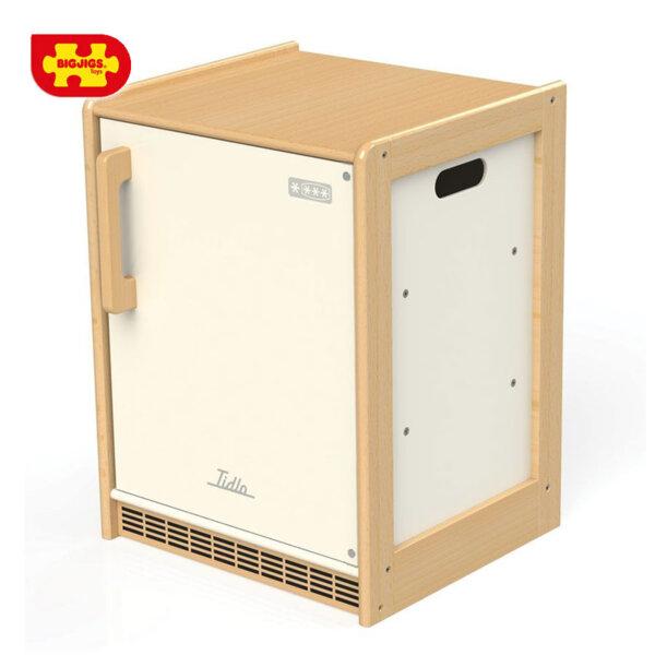 Bigjigs Детски дървен хладилник T0303
