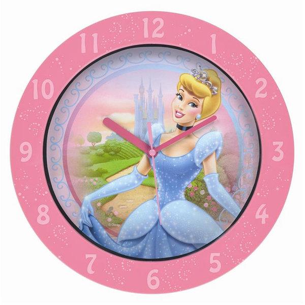 Disney - Стенен Часовник Пепеляшка