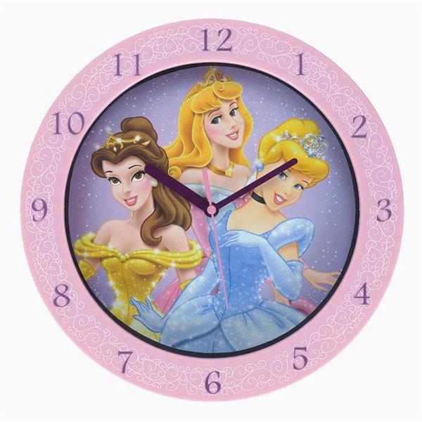 Disney - Стенен Часовник Принцесите