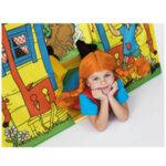 Pippi Детска палатка Къщичката на Пипи Дългото чорапче 44377300