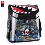 Ars Una Flying Sharks Ученическа раница Compact Ars Una 54490017