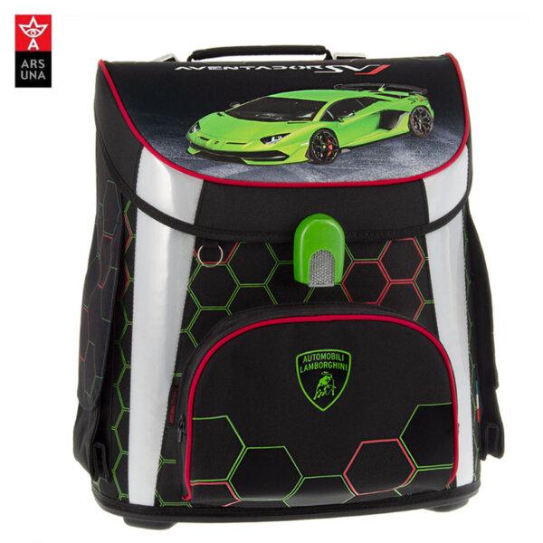 Ars Una Lamborghini Ученическа раница Compact 54490024