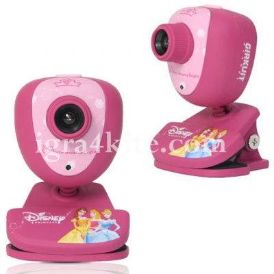 Disney - Web камера Принцеси