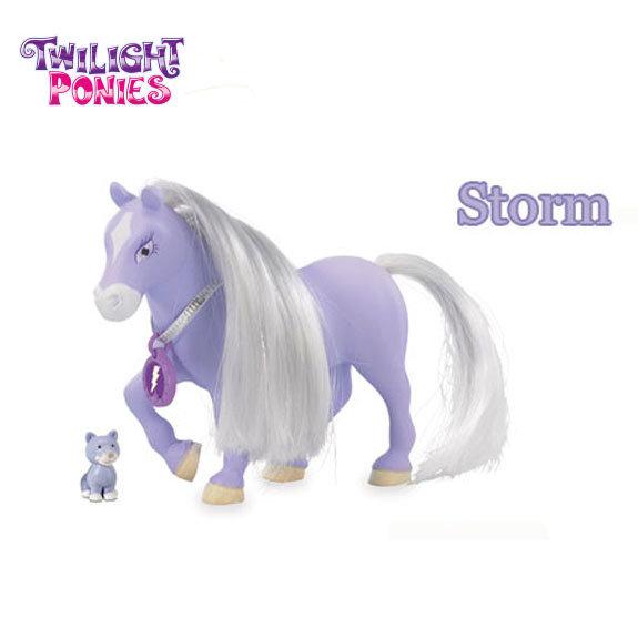 TWILIGHT PONIES - Летящо пони Буря 83035