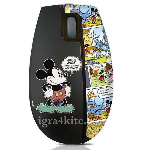 Disney - Оптична мини мишка Мики Маус