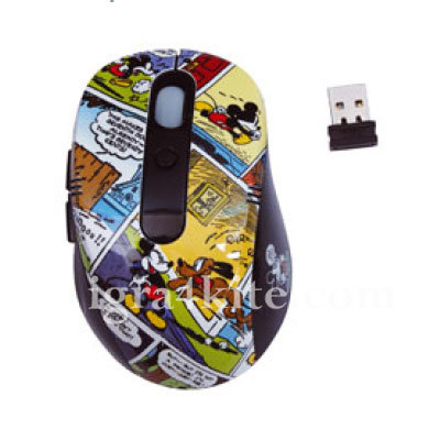 Disney - Безжична мишка Мики Маус mw2130
