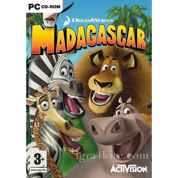 Игра за PC Madagascar