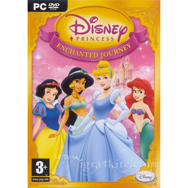 Игра за PC Disney Princess: Enchanted Journey