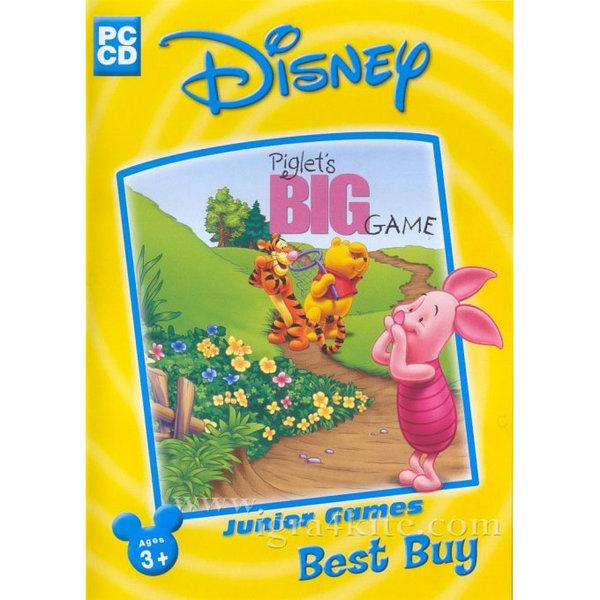 Игра за PC Disney - Мечо Пух
