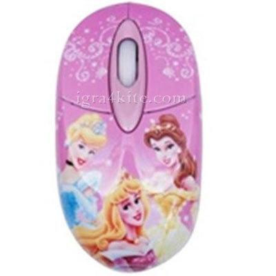 Disney - Оптична мишка Принцеси
