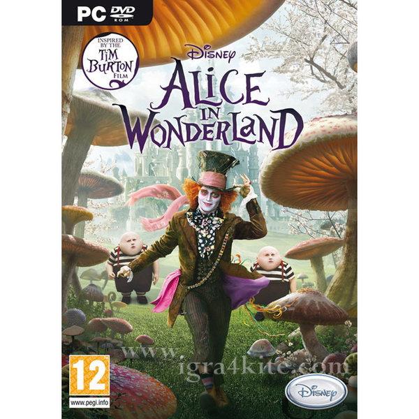Игра за PC - Алиса в страната на чудесата 2132
