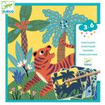 Djeco Скреч карти Големите животни DJ09095