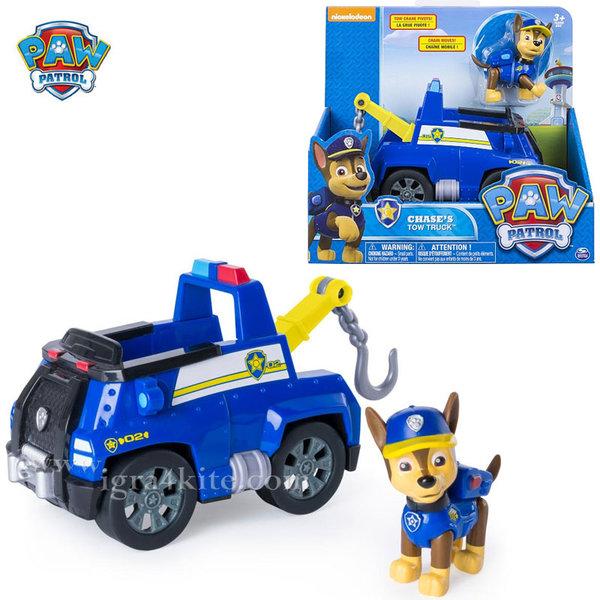 Paw Patrol - Полицейската кола на Чейс Tow truck 26273