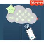 Fisher Price Интерактивен асистент 3в1 Lumalou за стена GWM53
