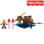 Fisher Price Imaginext Пирати Captain Nemo & Stingray DHH64