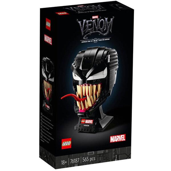 Lego 76187 Super Heroes Marvel Венъм