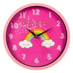 Детски стенен часовник Дъга 79130
