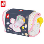 Janod Комплект чанта-подложка за повиване и аксесоари за кукла бебе J06501