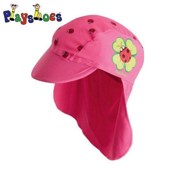 Playshoes Детска шапка с козирка с UV защита 640039