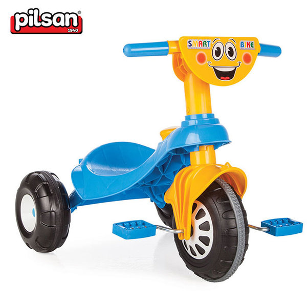Pilsan - Детско моторче с педали Smart 07135 син