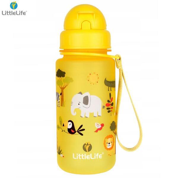 LittleLife Бутилка за вода Сафари, 400мл L15110