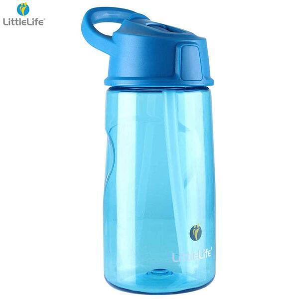 LittleLife Тританова бутилка за вода 550мл, синя L15170