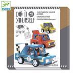 Djeco Направи си сам Състезателни коли Grand Prix DJ07932