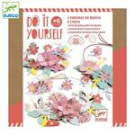 Djeco Направи си Колие от хартия Colorful fun DJ07957
