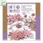 Djeco Направи си Колие от хартия Colorful fun DJ07957-Copy