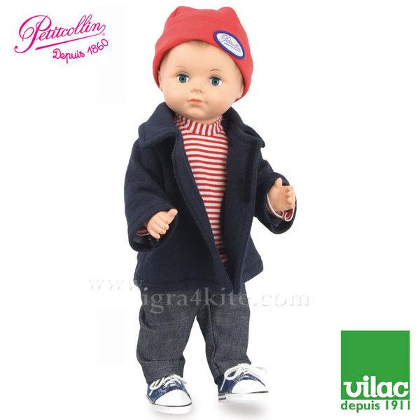 Vilac - Petitcollin Кукла Marie Francoise Matelot 204037